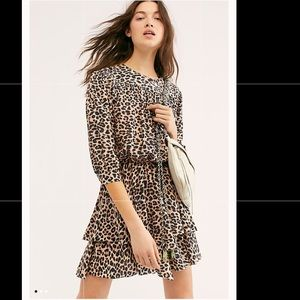 Zadig & Voltaire (free People )Rooka print dress